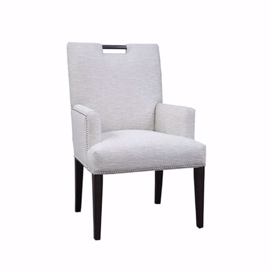 Picture of ARM CHAIR WITH HANDLE