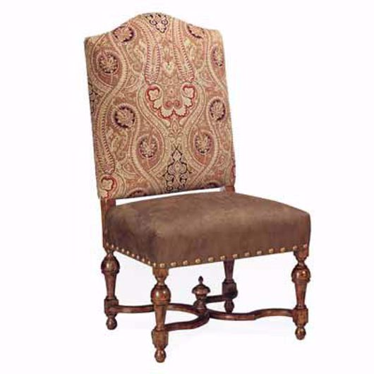 Picture of BARCELONA SIDE CHAIR