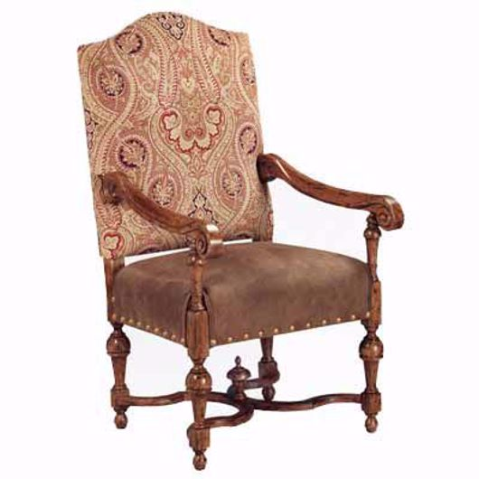 Picture of BARCELONA ARM CHAIR