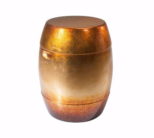Picture of A BARREL OF GOLD OTTOMAN