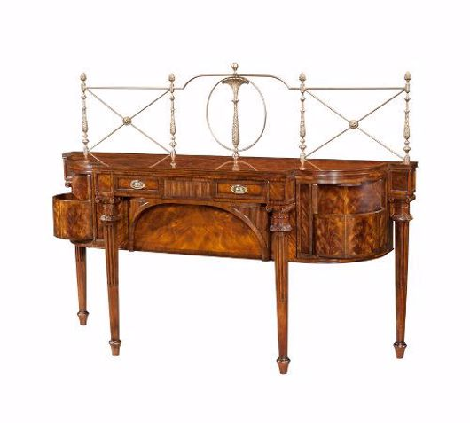Picture of AN ENGLISH CLASSIC BUFFETS / SIDEBOARD