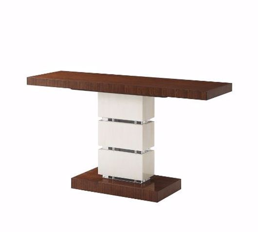 Picture of A TRIO OF TEXTURES CONSOLE TABLE