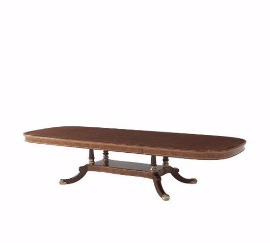 Picture of ALCOTT EXTENDING DINING TABLE