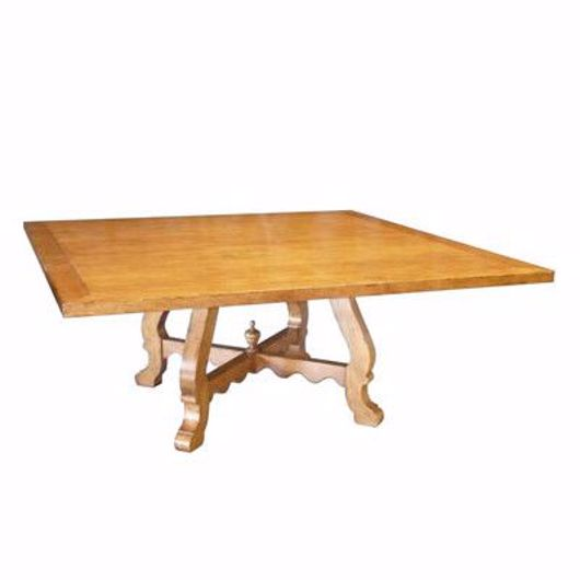 Picture of 72″ SQUARE MONTECITO DINING TABLE