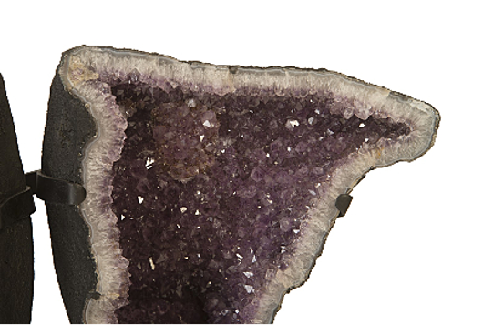Picture of AMETHYST BUTTERFLY ON BASE