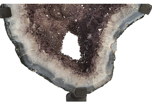 Picture of AMETHYST ON STAND LG
