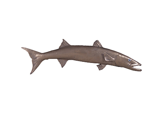 Picture of BARRACUDA FISH BRONZE