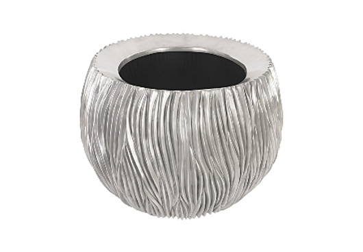 Picture of ALON BOWL POLISHED ALUMINIUM