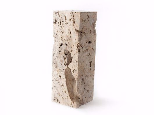 Picture of CHEESE STONE PEDESTAL ASSORTED, LG