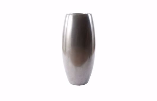 Picture of ELONGA PLANTER POLISHED ALUMINUM, MD