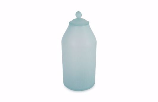Picture of FROSTED GLASS BOTTLE SM