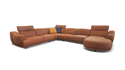 Picture of FELLINI SECTIONAL