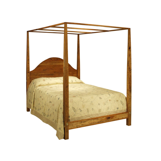 Picture of ARCHED PENCIL POST BED