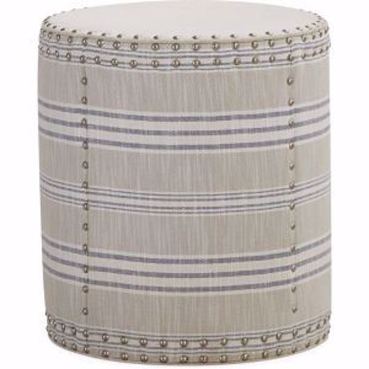 Picture of DRUM OUTDOOR OTTOMAN
