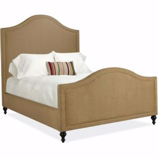 Picture of FLAIR HEADBOARD & FOOTBOARD - FULL SIZE