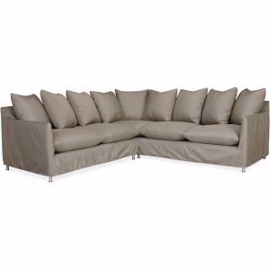 Picture of YAUPON OUTDOOR SLIPCOVERED SECTIONAL SERIES