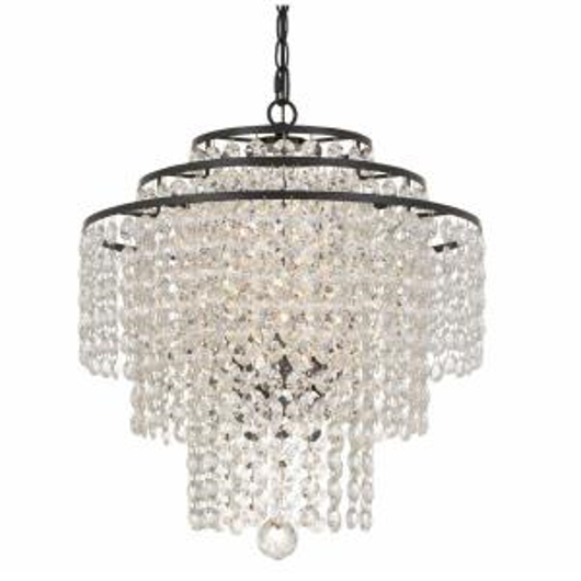Picture of ARIELLE - THREE LIGHT CHANDELIER