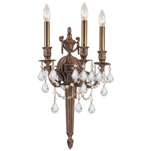 Picture of ARLINGTON - THREE LIGHT WALL SCONCE