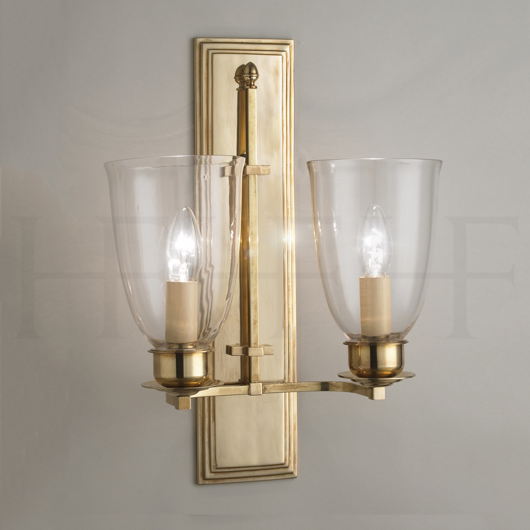Picture of ALBERT WALL LIGHT, DOUBLE