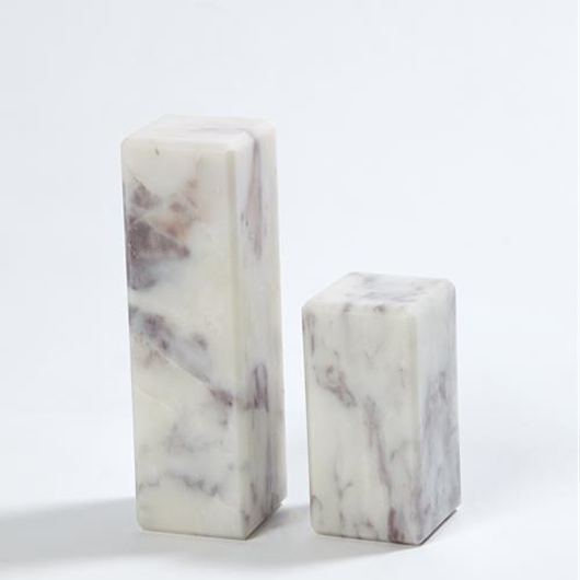"Picture of 3"" MARBLE MINI PEDESTAL/RISER"
