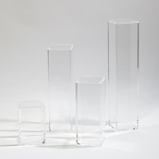 "Picture of 4"" ACRYLIC RISERS"