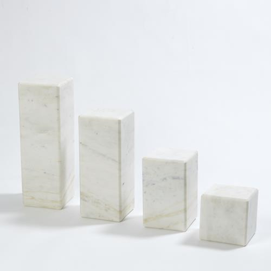 """Picture of 5"""" MARBLE MINI PEDESTALS/RISERS"""