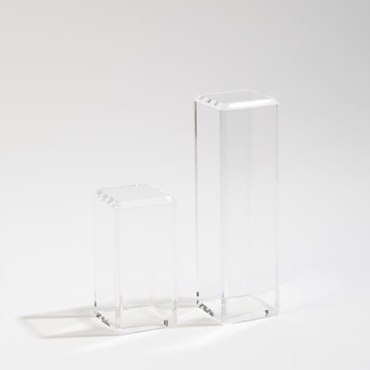 """Picture of ACRYLIC RISER-3"""""""