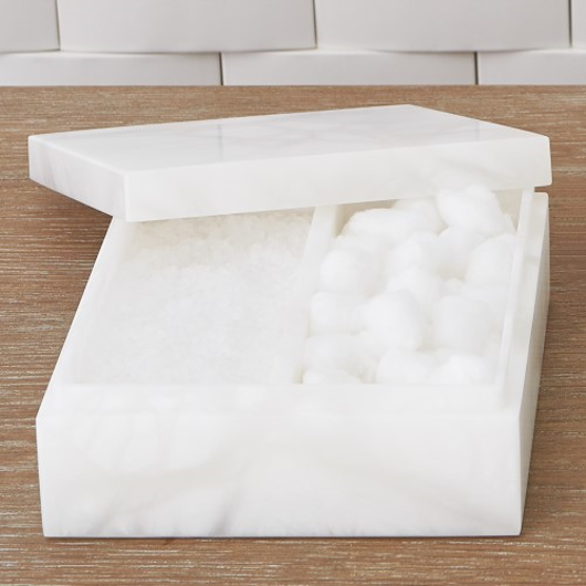 Picture of ALABASTER AMENITIES BOX