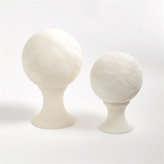 Picture of ALABASTER SPHERE STANDS