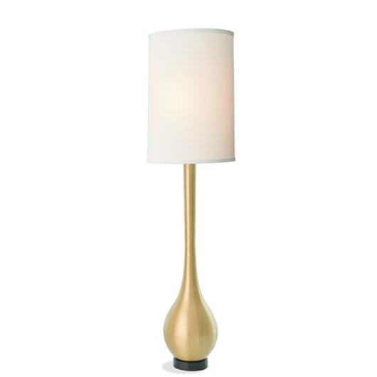 Picture of BULB VASE LAMPS-ANTIQUE BRASS