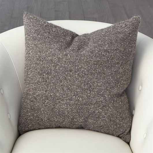 Picture of COJIN PILLOW-LIGHT GREY