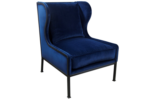 Picture of ALLENDE CHAIR METAL FRAME