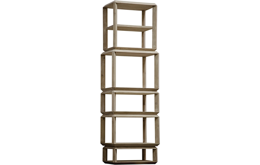 Picture of ANTON BOOKCASE, TALL