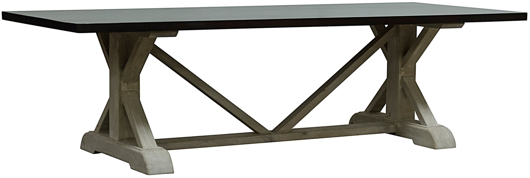 Picture of ANDREAS DINING TABLE, 9 FT