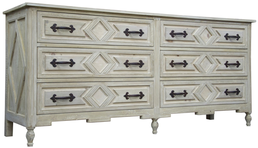 Picture of ANDERSON 6-DRAWER DRESSER