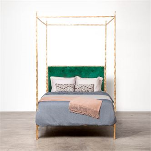 Picture of BRENNAN TALL CANOPY BED