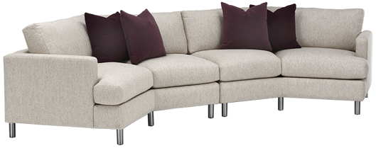 Picture of 2206 – SELECT II 2 PC. SECTIONAL