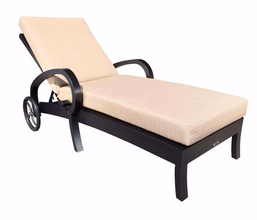 Picture of MILANO CHAISE LOUNGE