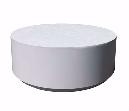 """Picture of MESA 42"""" ROUND COFFEE TABLE"""