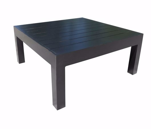 """Picture of GRAMERCY 34"""" SQUARE COFFEE TABLE"""
