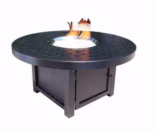 """Picture of HAMPTON 48"""" ROUND OUTDOOR FIRE PIT"""