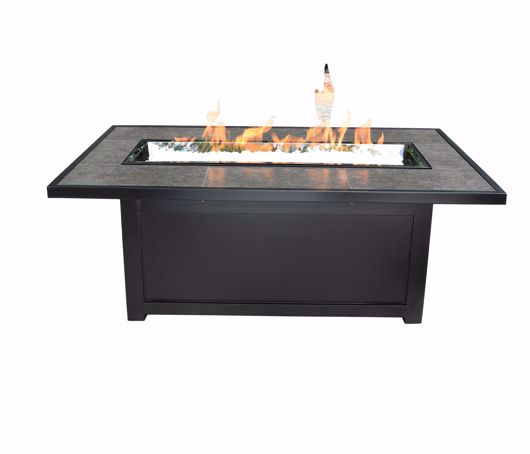 """Picture of GRAMERCY 58"""" X 36"""" X 19"""" OUTDOOR FIRE PIT"""