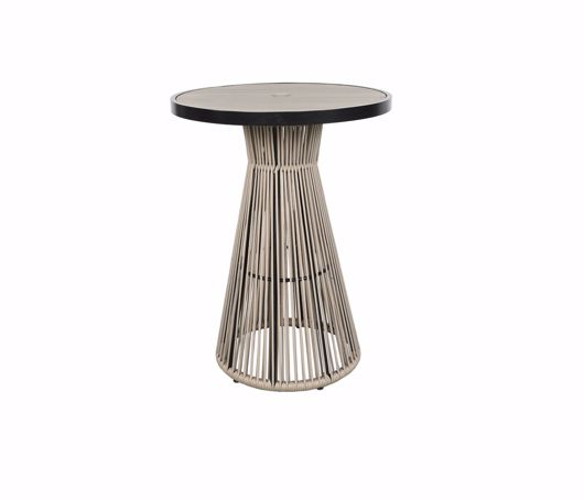 """Picture of COVE 32"""" ROUND BAR TABLE"""