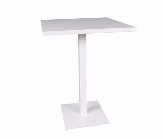 """Picture of BREEZEWAY 32"""" SQUARE BAR TABLE"""