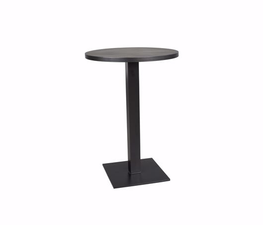 """Picture of BREEZEWAY 30"""" ROUND BALCONY TABLE"""