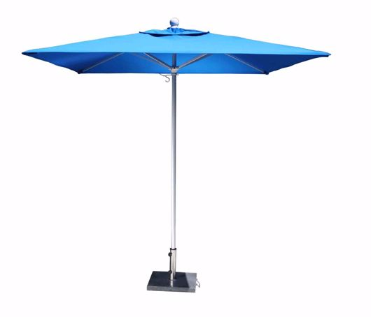 Picture of COMMERCIAL PATIO UMBRELLA : 7FT. SQUARE COMMERCIAL