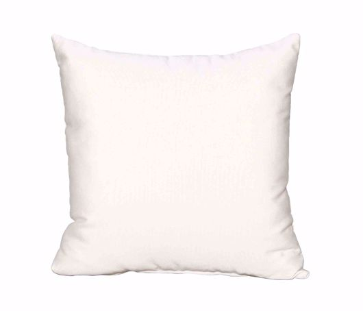 """Picture of PATIO FURNITURE CUSHIONS & OUTDOOR PILLOWS : 18"""" X 18"""" PILLOW"""