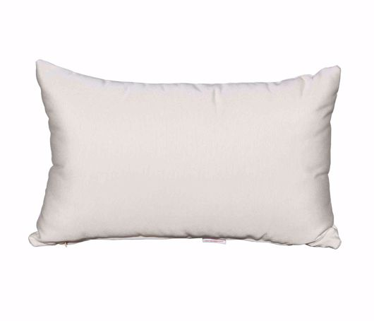 """Picture of PATIO FURNITURE CUSHIONS & OUTDOOR PILLOWS : 13"""" X 21"""" PILLOW"""