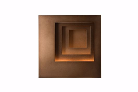 Picture of PROCESSION INDOOR/OUTDOOR SQUARE SCONCE – LEFT