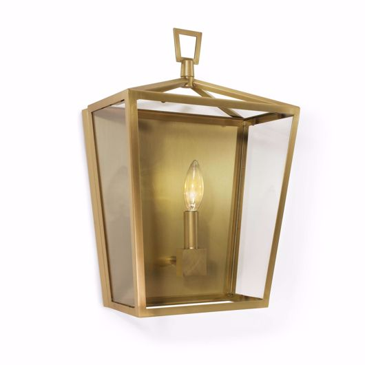 Picture of CAMDEN LANTERN SCONCE